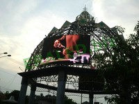 mr p20 outdoor big billboard/ led-display