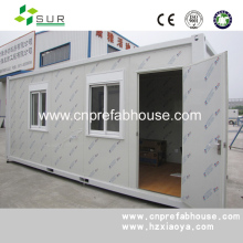 alibaba China new design sandwich panel container house