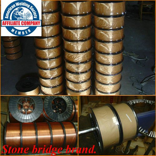 SG2/SAW/CO2/MIG welding wire ER70S-6(ISO Certified)
