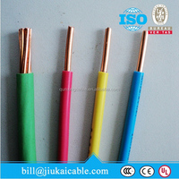 0.6/1kv low voltage flexible supper copper conductor XLPE/PVC types of electrical wires and cables