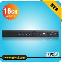 Full HD 1080P CCTV NVR 16CH NVR wih 8ch POE For IP Camera ONVIF H.264 HDMI Network Video Recorder 16 Channel NVR with 8CH POE