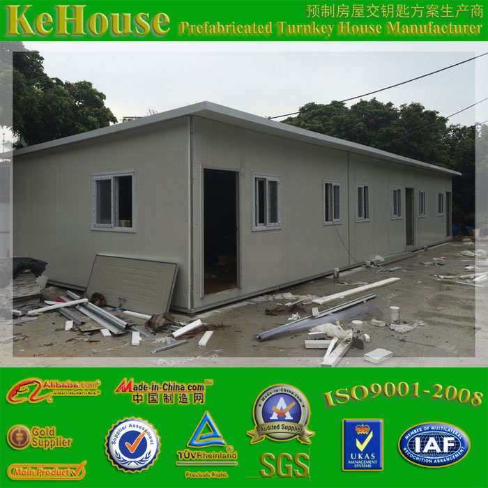 prefabricated office container portable log house for sale
