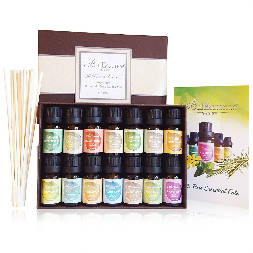 Essential <strong>oil</strong> 100% Pure Essential <strong>Oil</strong> Gift Set- 6/8/10/14 Ml Aromatherapy Gift Set 8 pure <strong>oil</strong> /10ml private label -826137