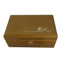 Luxury colorful painting eco-friendly elegant gift wooden box