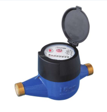 Horizontal Type Class C Volumetric Rotary Piston Water Meter