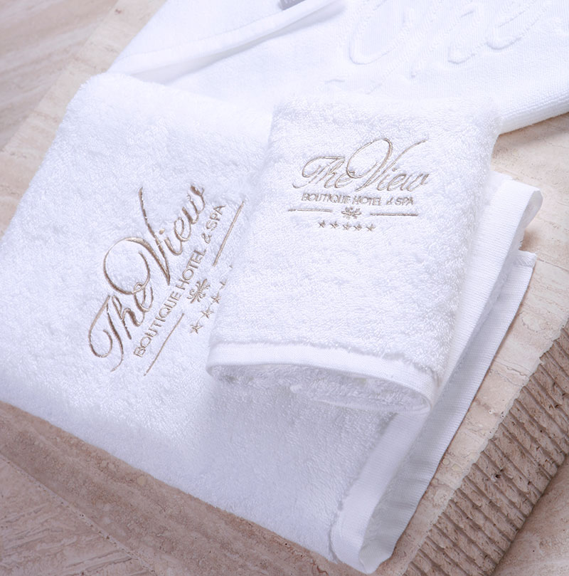 Luxury Hotel Towel Set 800 g Egyptian <strong>Cotton</strong>
