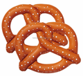 Hot sale! Inflatable water equipment for adults and kids inflatable pretzel in stock
