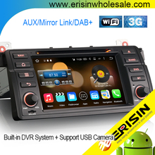"Erisin ES6046B 7"" Android 6.0 Car Radio System 3G Bluetooth for BMW E46"