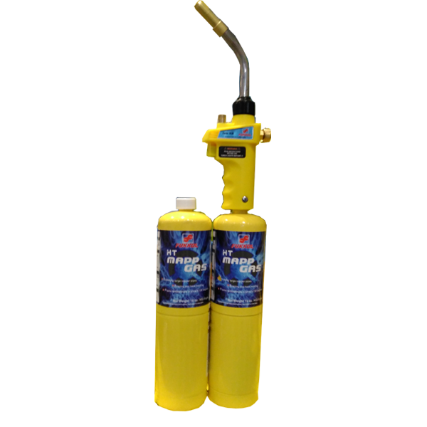 Hand Torch with Hose MAPP Gas