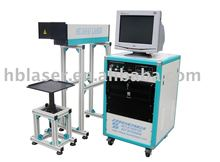 Laser engraving cutting machine for electronic components