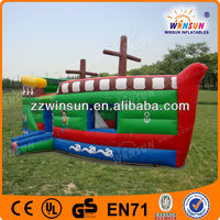 inflatable obstacle games from Leisure Activities