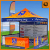Vivid color canopy tent,outdoor advertising dome tent,custom printing hexagon tent
