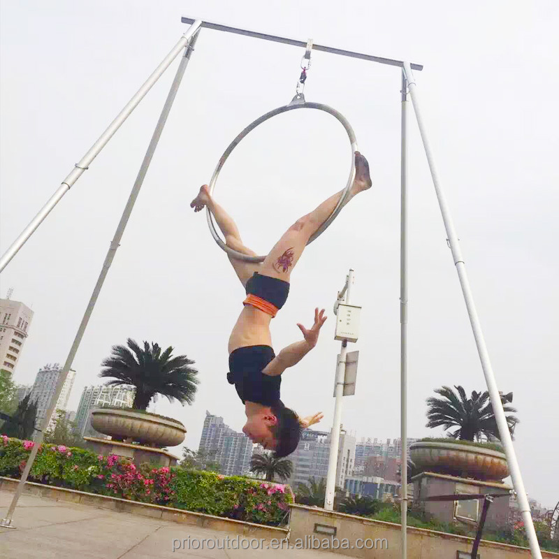 Professional High Quality magnesium Alloy yoga swing frame -100% Quality Guarantee