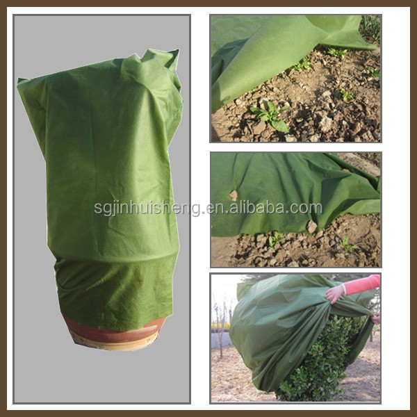 breathable PP spunbonded nonwoven plant cover,anti freezing spun bond non woven fabric