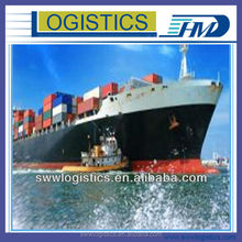 Sea freight/Ocean freight/ocean shipment from China to Indonesia Jakarta