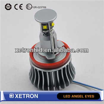 Headlight With CCFL Ring Angle Eye And Led Ring For Car