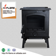 Cast Iron Wood Stoves , Wood Stove with Back Boiler , Hot Water Boiler HF517B