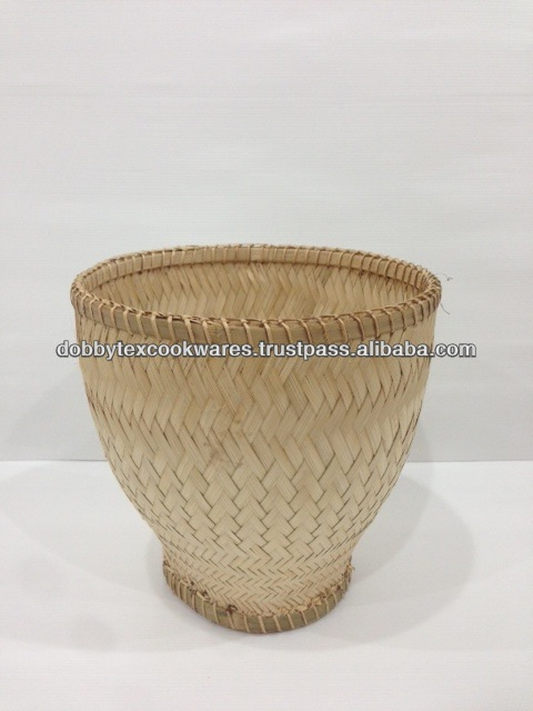Thai Laos Sticky Rice bamboo container cooker