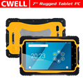 7 Inch Sunlight Readable Screen IP67 Waterproof 4G Rugged Android Tablet Hugerock T70V2