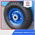 2015 China wheelbarrow Rubber Wheel 5 Inch