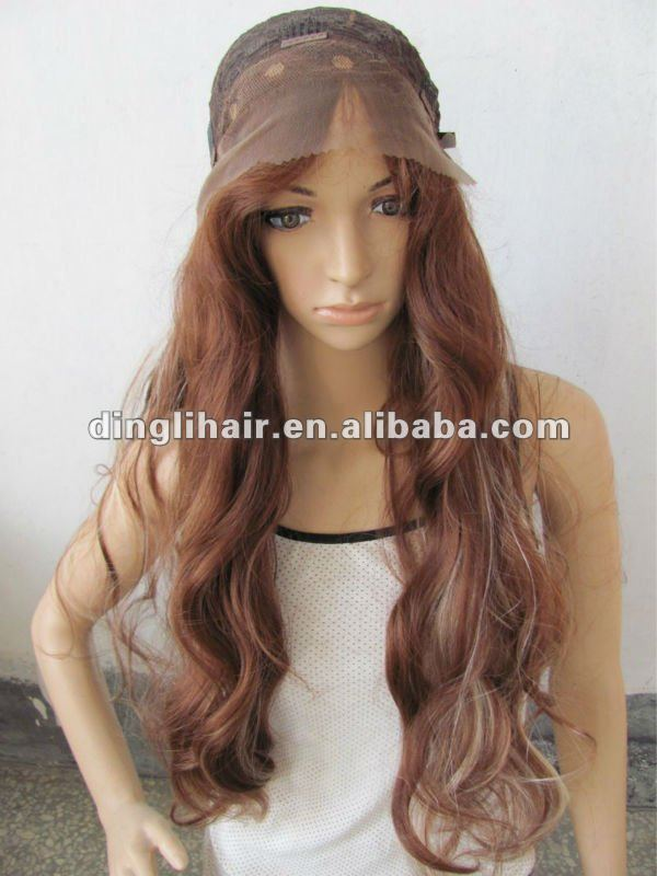 Cheap High quality synthetic hair wigs for african americans