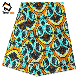 100% cotton African fabric wax print textile