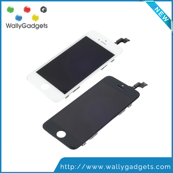 4.0 inches Large supply 100% working big sale mobile phone lcd for iphone 5s