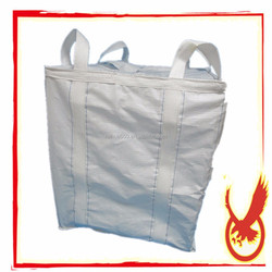 Cross Corner Loop 1 ton jumbo bag Low Cost Fibc Bag jumbo bag manufacturers