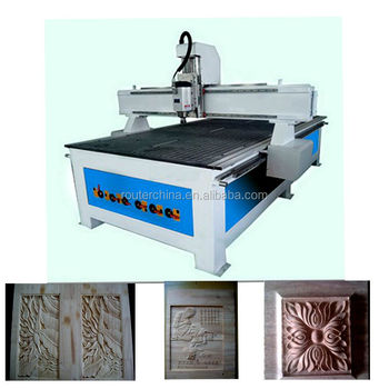 3D 4x8 ft 1325 cnc router machine