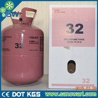 mixed refrigerant gas r32 in disposable cylinder specification