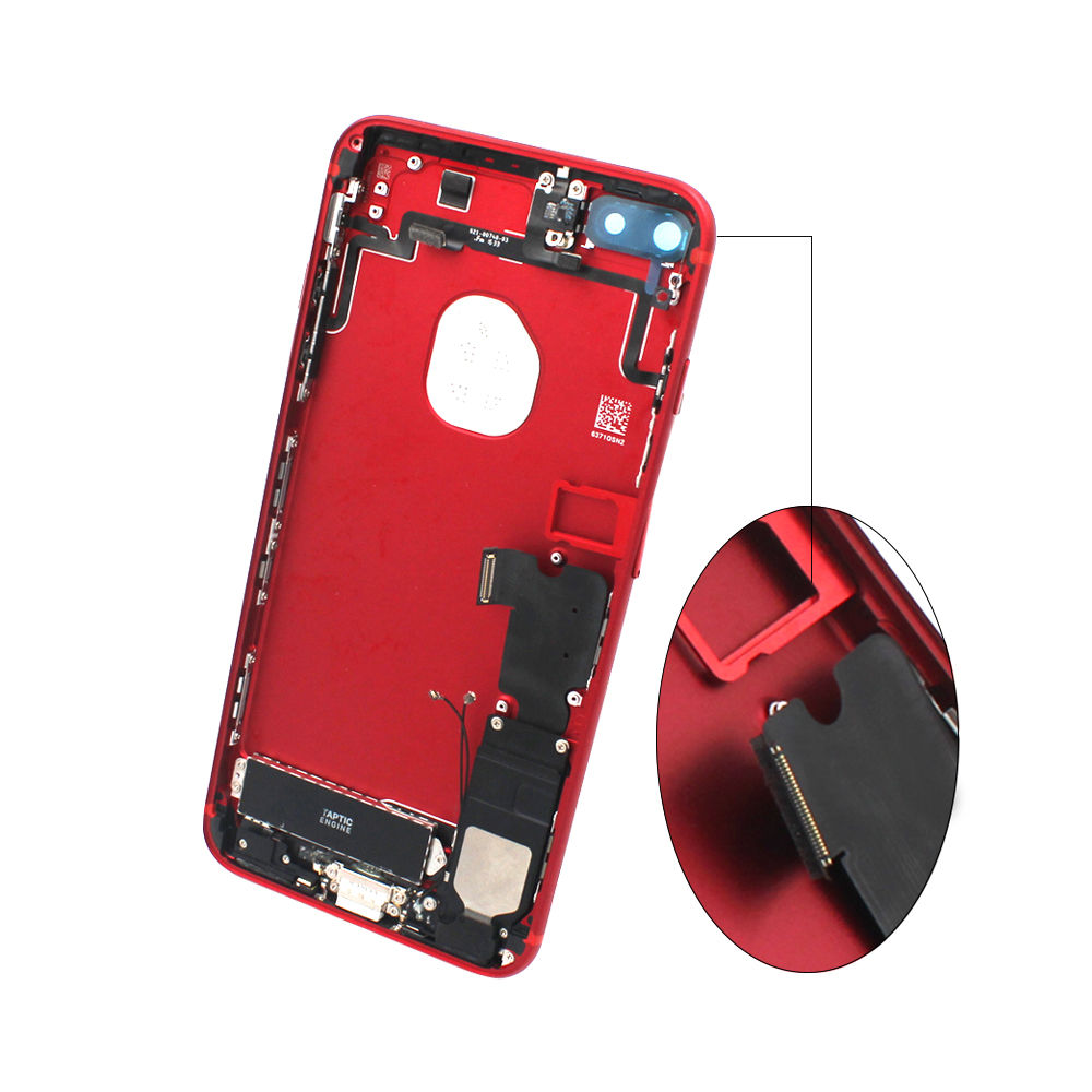 For IPhone 7 PLUS REPLACEMENT Rear Housing Battery Door Cover Chasis with Parts