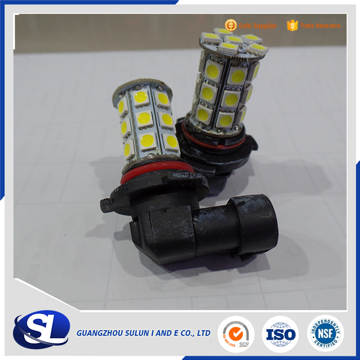 Best Price high power led driving lights 27smd 5050 12v car led auto light H3 led fog light car led bulbs