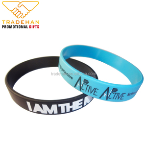 personalized segmented debossed silicone bracelet silicone wristband making machine