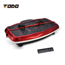 Fitness equipment machines super body shaper fit vibration plate vibration exercise machine
