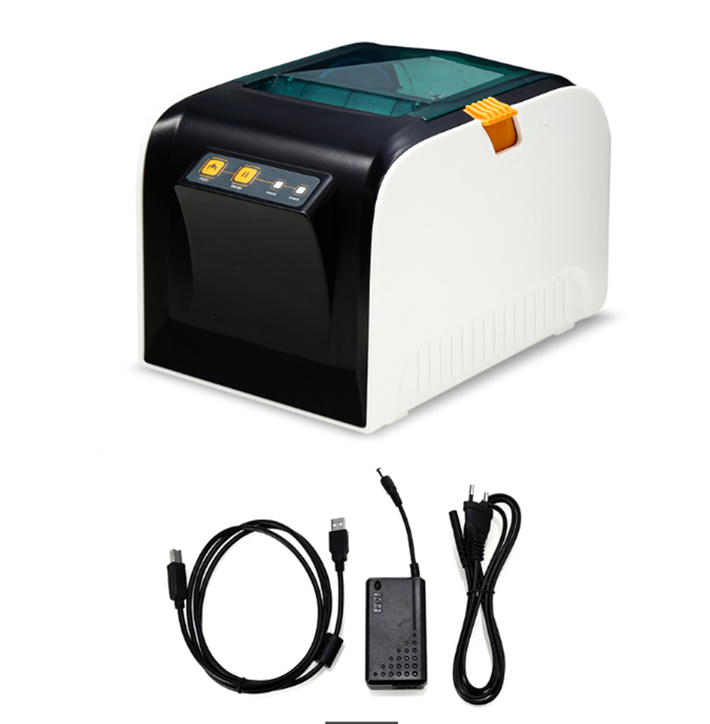 Cheap 80mm commercial label printers with USB Port