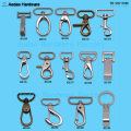 Wide Marine Rope Snap Hooks For Flat RopeBig Marine Rope