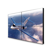 "for exhibition 46"" full hd 1080P lcd video wall with narrow bezel"