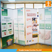 Custom display rack, roll up banner stand, roll up banner size