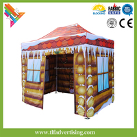 Outdoor Cheap Advertising Vendor Tent or Folding Stretch Tent for sale