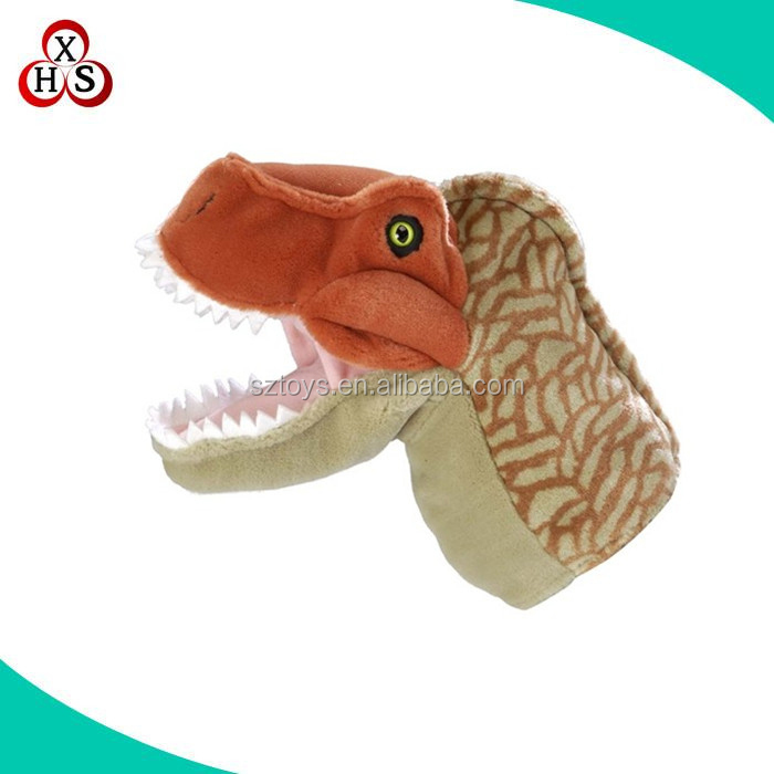 Dinosaur Hand Puppet For Game