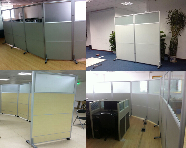 high quality used office wall partitions