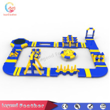 Kids N Adults Floating Inflatable Water Obstacle Course for Sale