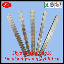 China manufacturer custom aluminum/alloy steel hollow bar for ladder pass ISO/RoHS certification