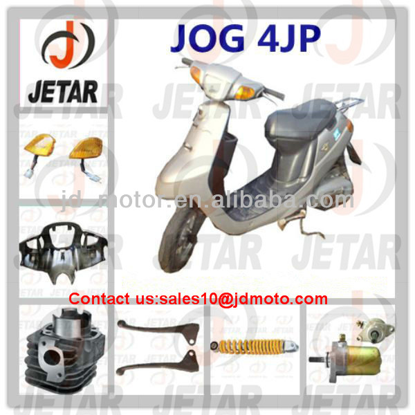 Chinese scooter engine parts for JOG