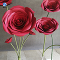 cheap cost price decoration red rose flower mothers day gifts