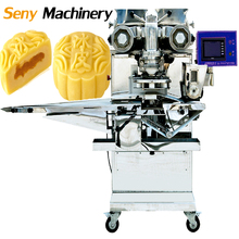 Customized Top Sell Moon Cake Encrusting Machine Mooncake Making Machine Production Line