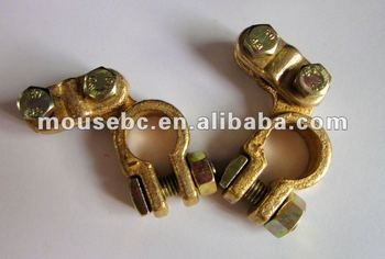 brass battery terminal for car/bus/truck