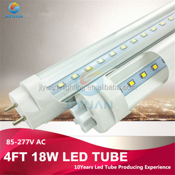 JIYUANLUX Ul Dlc Approved Tube T8 4ft(1200mm) Tube8 Chinese Sex Led Tube 8 China