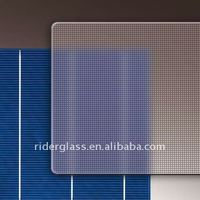 3.2mm 4mm Ultra Clear Solar Panel Glass with CE and SPF