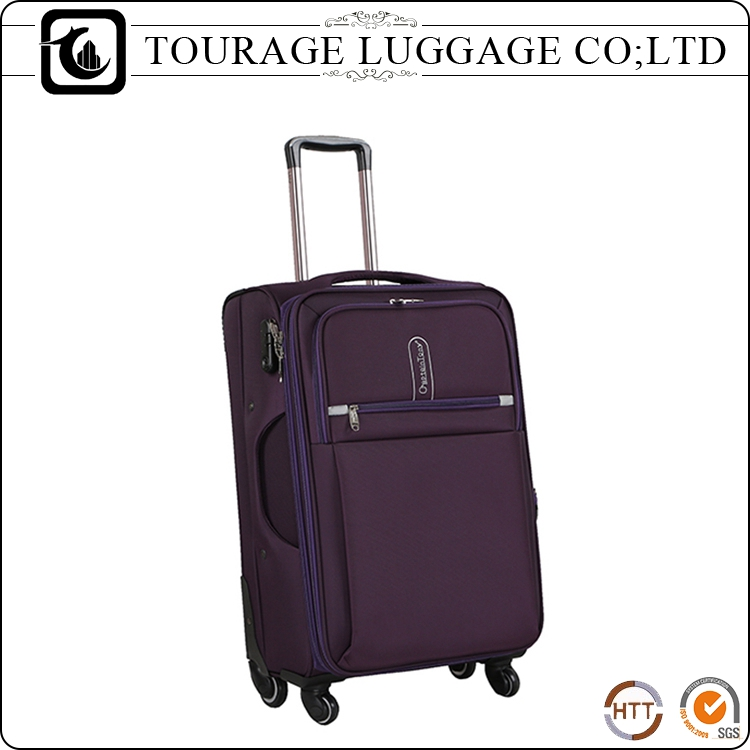 Foldable Large Man Laptop Inside Plastic Newest Discount Medium-size Business Trolley Bag